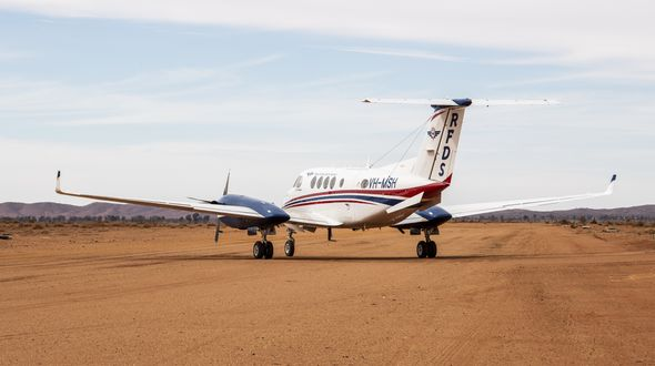 RFDS to launch on our screens
