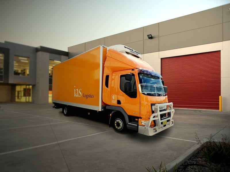 Vehicle IAS logistics
