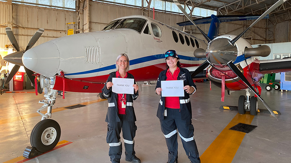 Government commit funds to RFDS Mount Isa Base