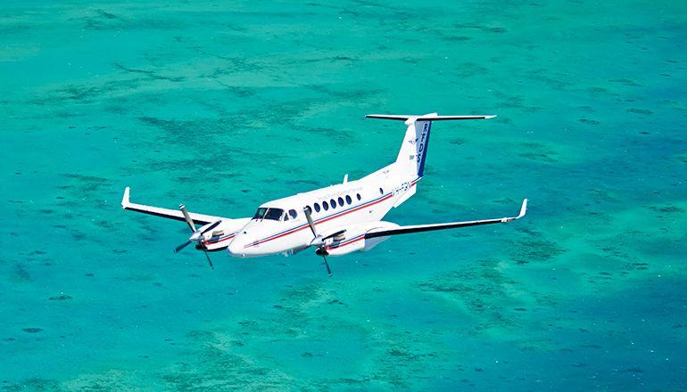 King Air B350CHW