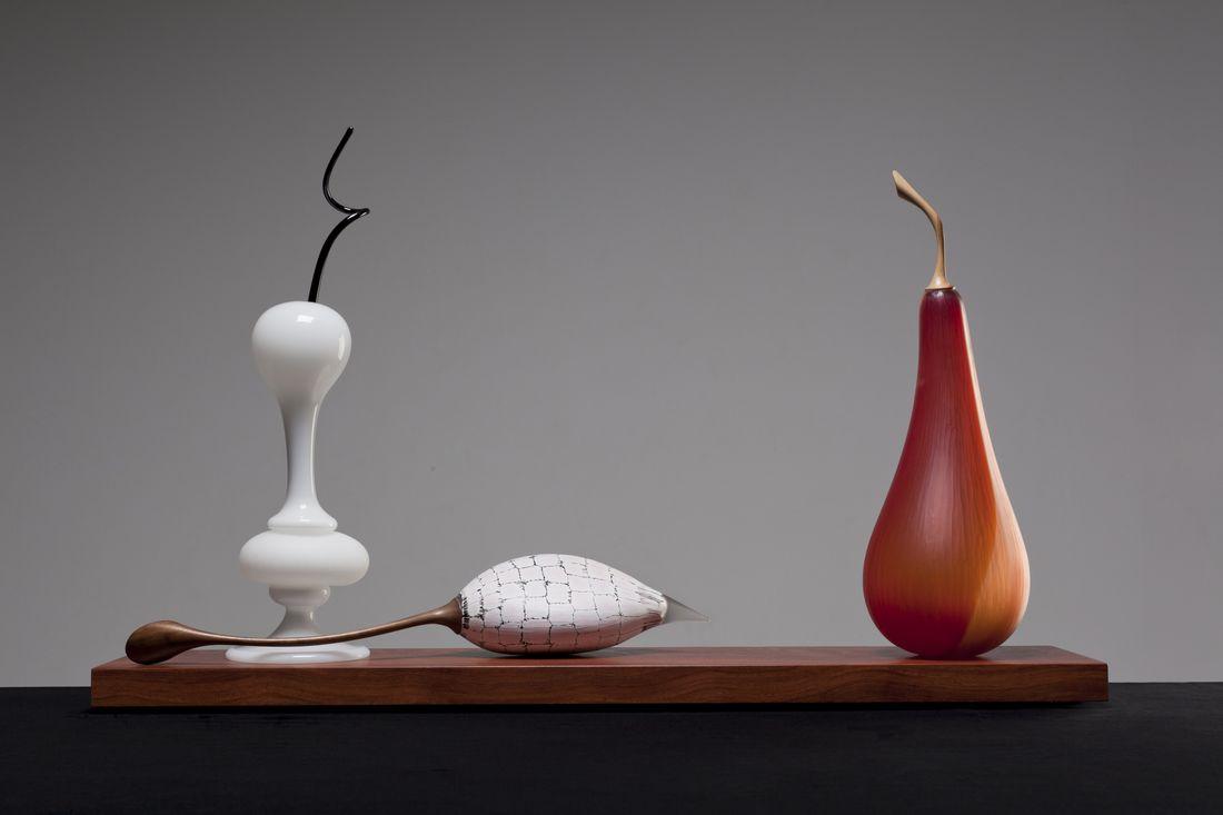 Nick Mount: Glass. Still Life.