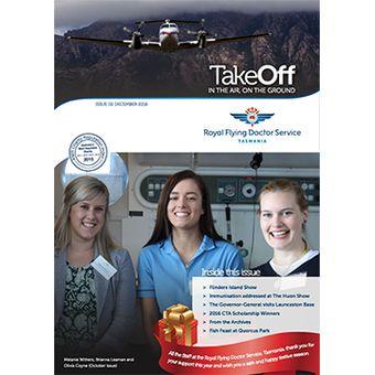 Take Off - Dec 2016