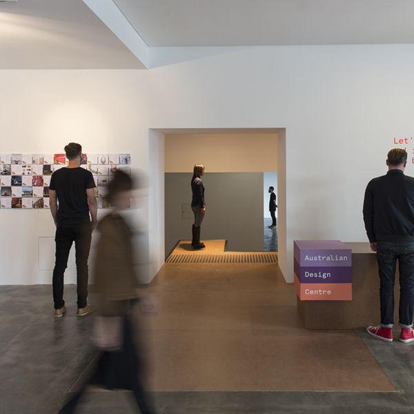 ADC foyer