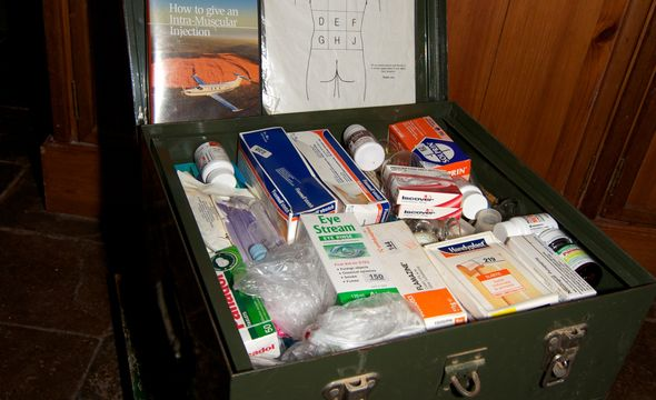 Tele-health and Medical Chest