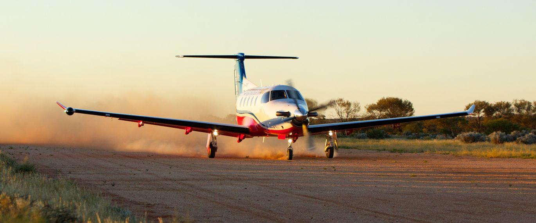 Rural airstrip