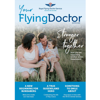 Your Flying Doctor Winter Magazine 2020