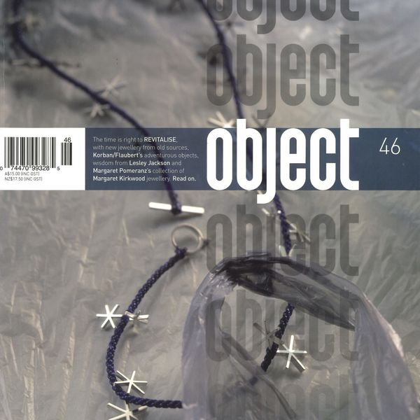 Object 46 cover image