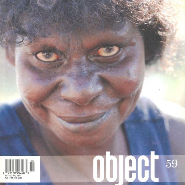 Object Magazine issu 59