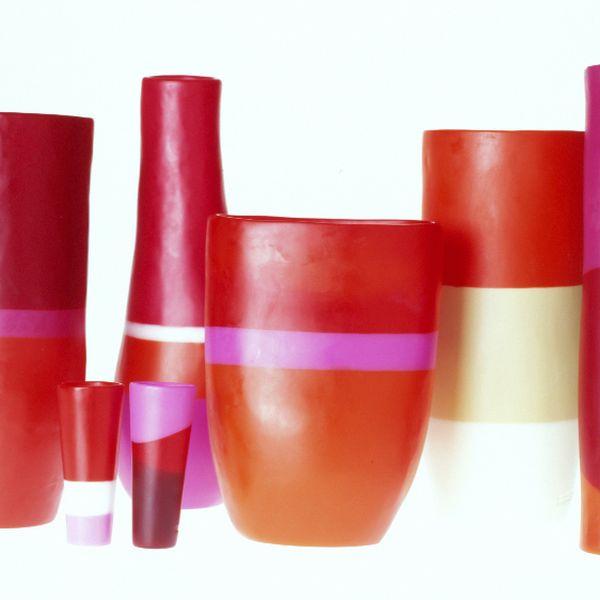 Dinosaur Designs. Art range vases.