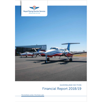 Preview for 2018/2019 Financial Report