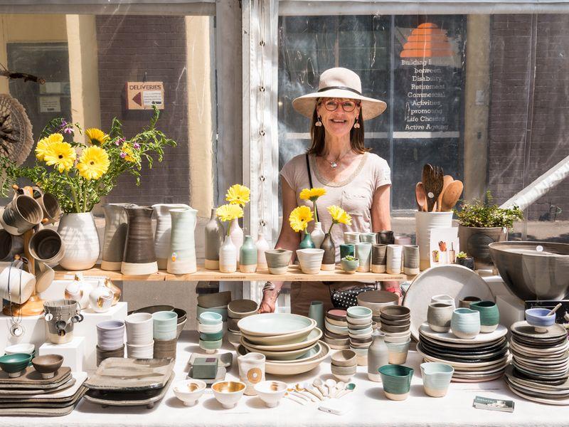 Katherine Mahoney October 2020 Makers Market