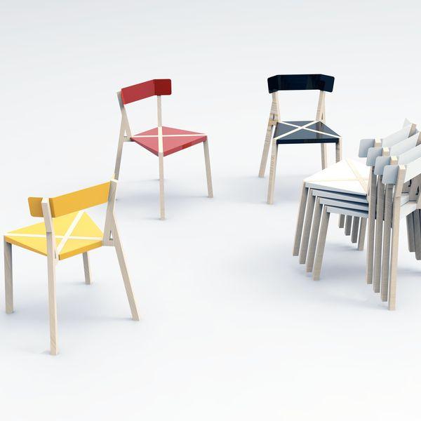 Kenan Wang, Moo chair, 2019_Image courtesy of the artist 02