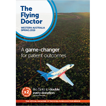 The Flying Doctor - Spring 2019