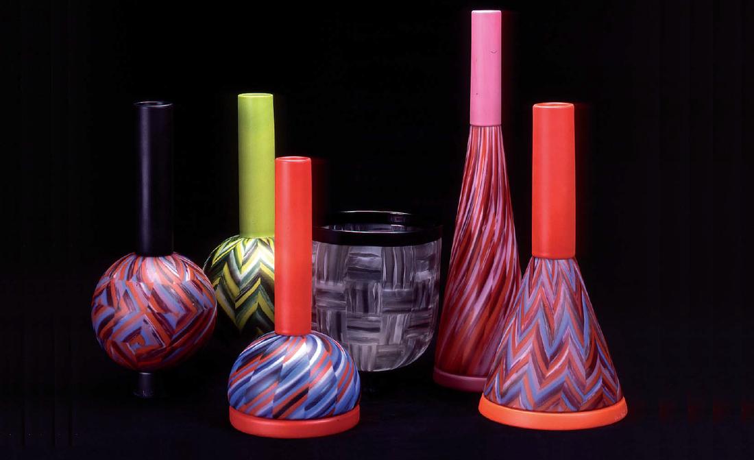 Klaus Moje: Glass. M/M/P Series.