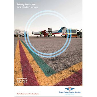 Preview for 2012/2013 Annual Report