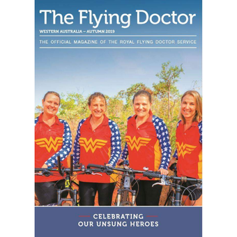 The Flying Doctor - Autumn 2019