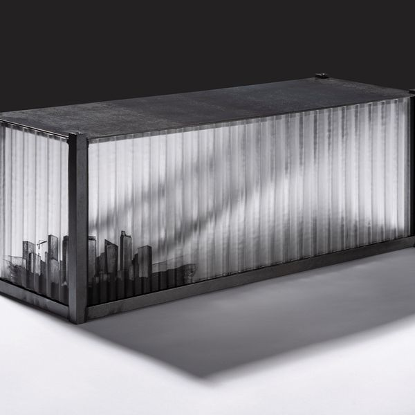 Jeremy Lepisto, The Extent (from the Container Series), 2018