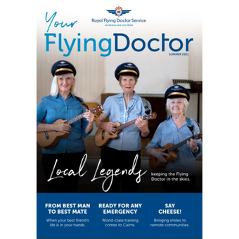 Your Flying Doctor Summer Magazine 2021