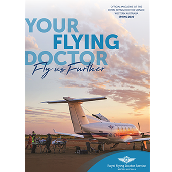 Your Flying Doctor - Spring 2020