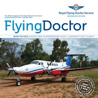 Flying Doctor Magazine Winter 2019