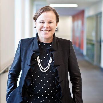 Professor Fiona Wood AM