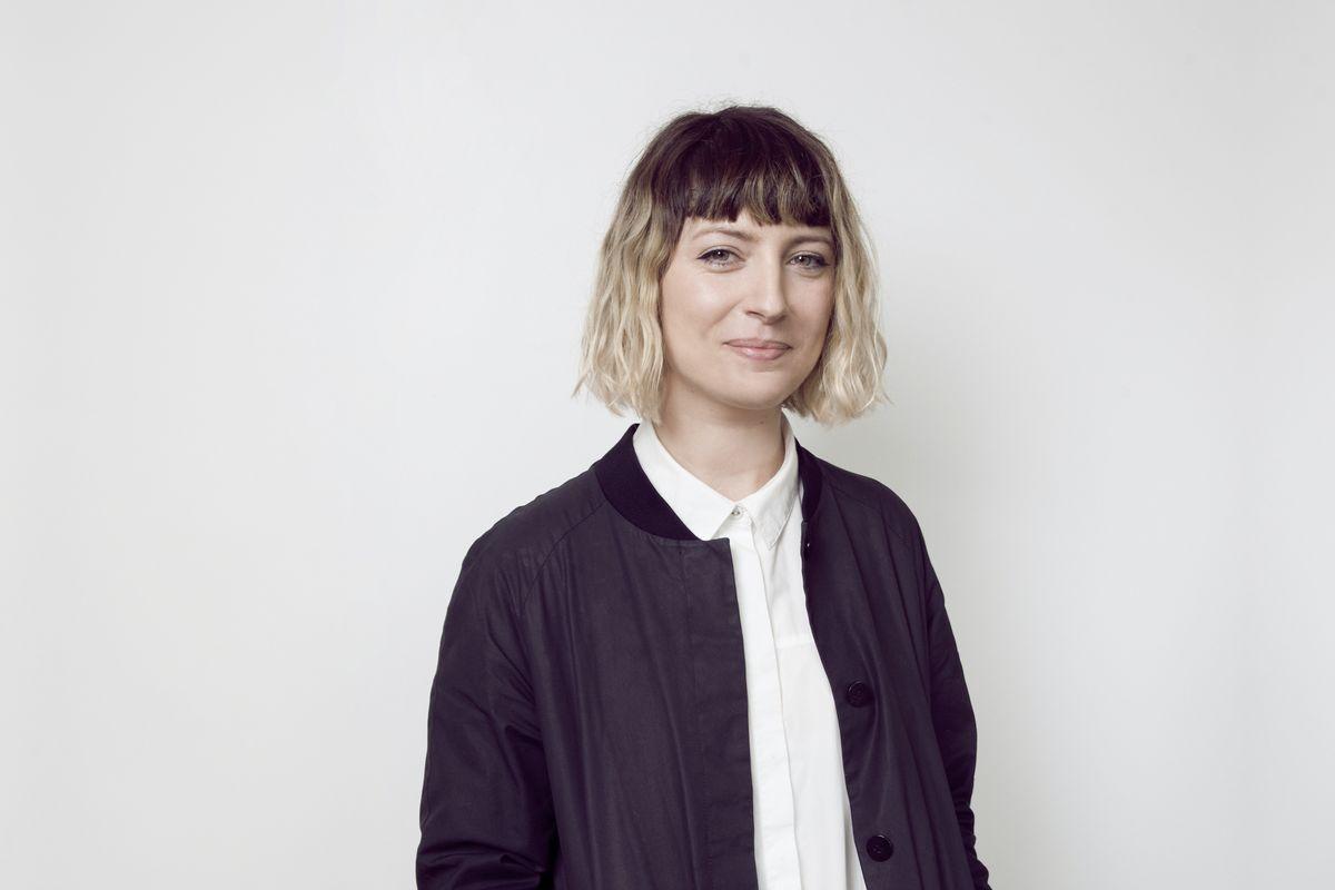 Chloe Goldsmith, portrait, 2020
