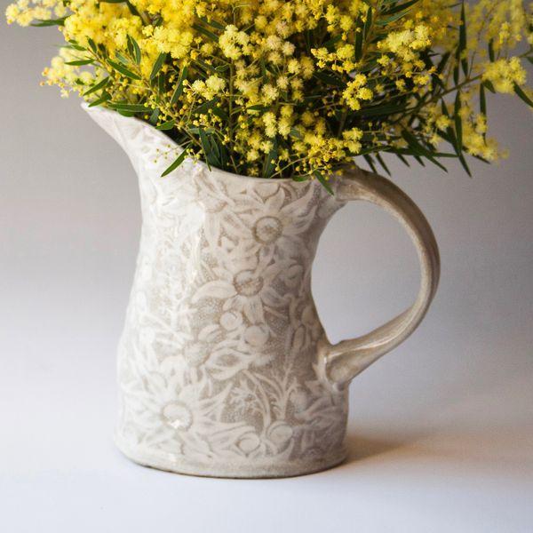 Denise McDonald jug vase