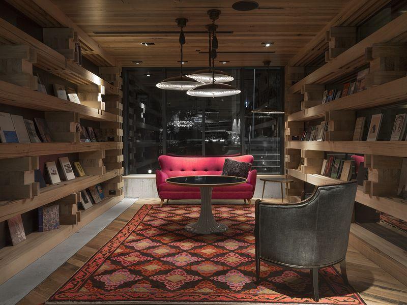 Hotel Hotel Library G Honeysett