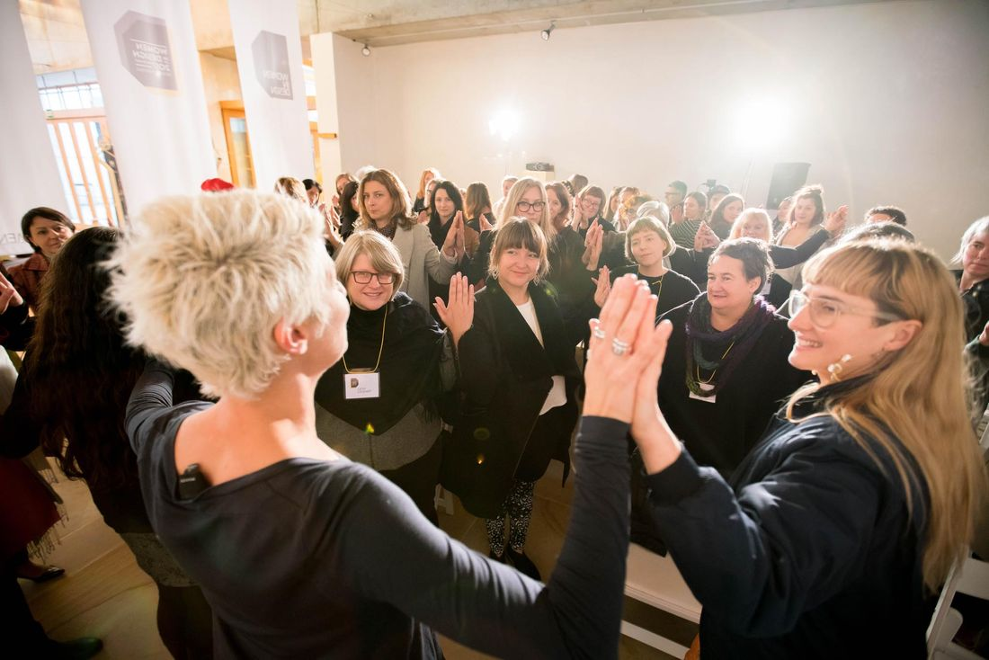 Women in Design Bruce Moyle, Joffre Street Productions