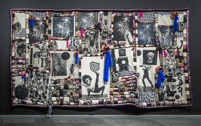 Sarah Contos Presents: The Long Kiss Goodbye, 2016, Gift of the James & Diana Ramsay Foundation for the 2017 Ramsay Art Prize, Art Gallery of South Australia, Adelaide