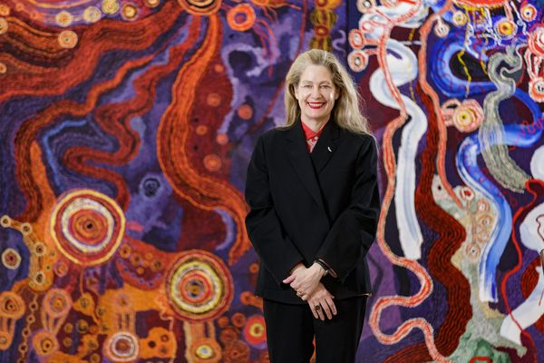 Art Gallery of South Australia Director, Rhana Devenport