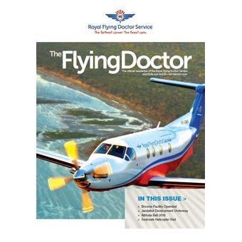 The Flying Doctor - September 2016
