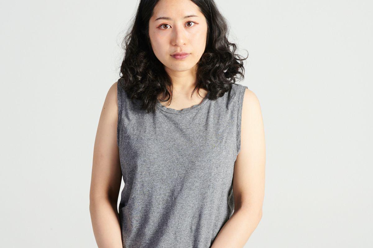 Ayano Yoshizumi, portrait, 2020