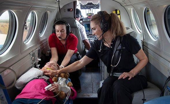 Aeromedical Retrieval