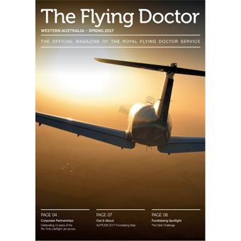 The Flying Doctor - Spring 2017