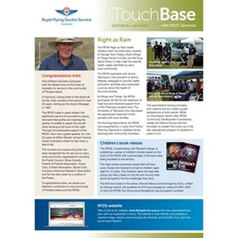 Touch Base - Apr 2016