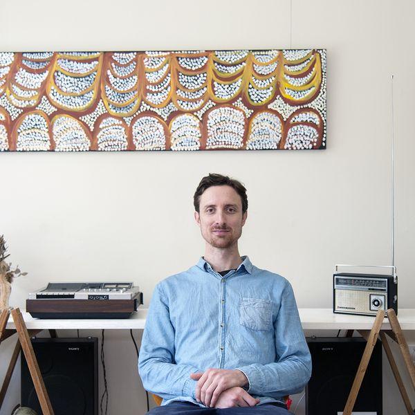 Trent Jansen, photo Lee Grant