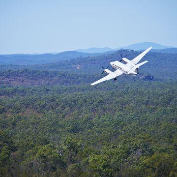 Aircraft Turning