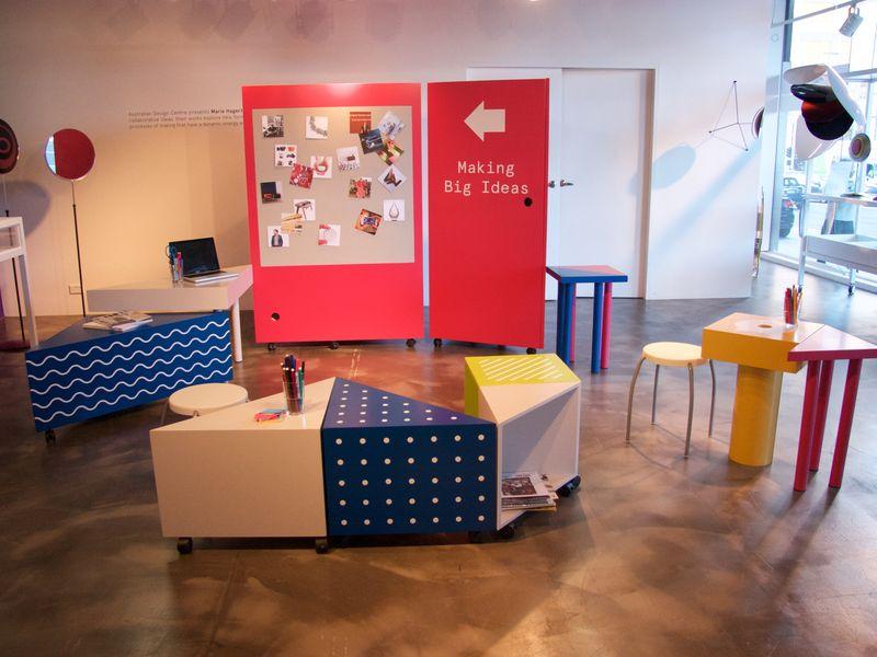 Design Emergency furniture
