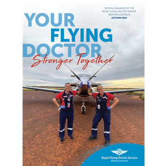 Your Flying Doctor - Autumn 2021