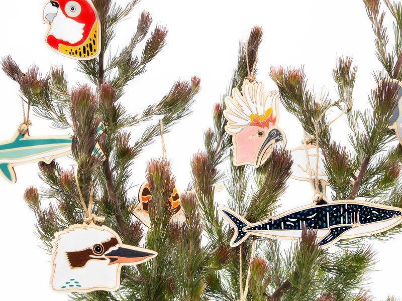 OuterIsland Christmas tree