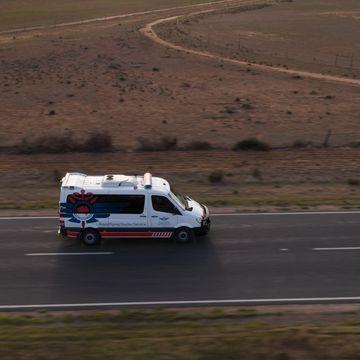 RFDS Patient Transport