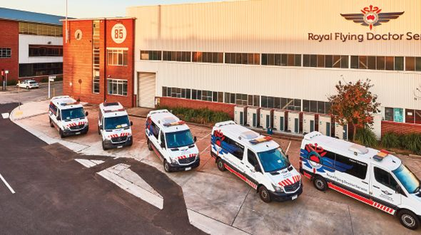 RFDS Victoria launches new Facebook page