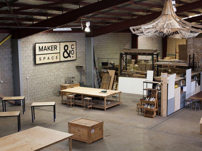 MakerSpace&co workshop 2016
