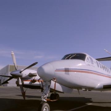 QLD Aircraft Tarmac Pan