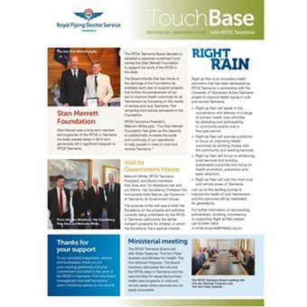 Touch Base - Nov 2015