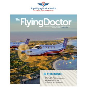 The Flying Doctor - March 2016