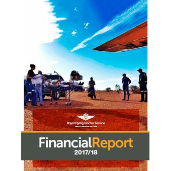 Preview for 2017/2018 Financial Report
