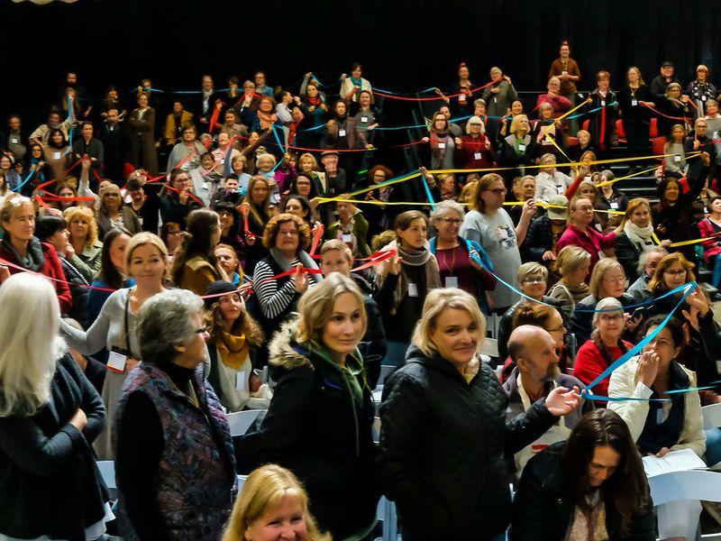 Ceramics Triennal Hobart 2019 audience