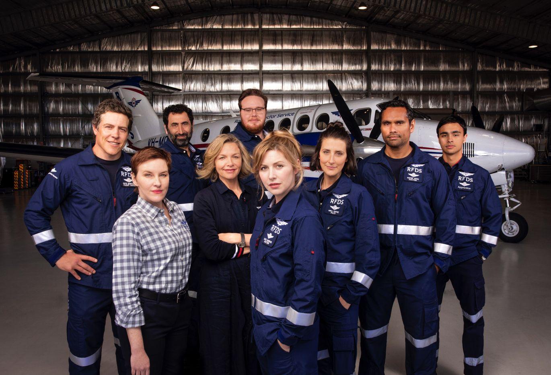 crew of the RFDS